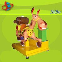 GM5525 2013 kiddie ride game machine, amusement park riding game, coin operated ride game thumbnail image