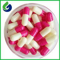 Hard gelatin empty capsules size 00 0 1 2 3 4 5