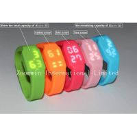 USB Flash Drive & LED Watch
