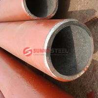 Wear Resistant Ceramic Coating Steel Pipe