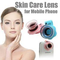 home skin care lens for mobile phone camera
