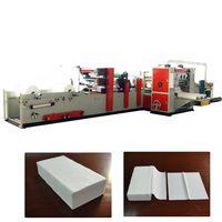 XY-GU-288B V fold hand towel paper lamination machine thumbnail image
