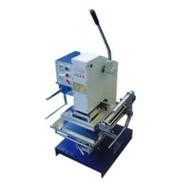 TJ-30 small wedding card hot foil stamping machine gilding press