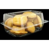 Disposable Plastic Cake Container thumbnail image