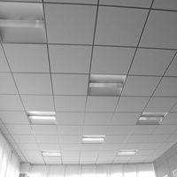 PVC Laminated Plaster Ceiling Tile