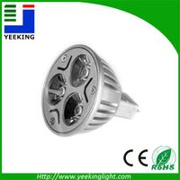 high power 6W LED spot lights,indoor lighting with 3 years warranty and CE RoHS certification thumbnail image