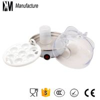 household 7 egg holes stainless steel electric egg boilers