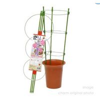garden flower support stake