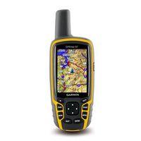 Garmin GPSMAP 62 handheld navigator,hangheld gps thumbnail image
