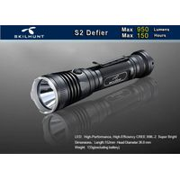 S2 Defier 950 lumens tactical led flashlight