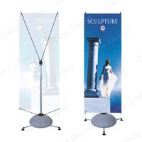 Outdoor Y-Shape Banner Stand (DK028) thumbnail image