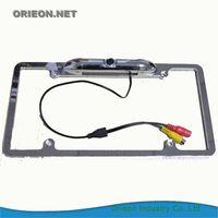 USA Canada Waterproof Lisence Plate Frame Car Camera RC7US thumbnail image