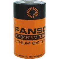 3.6V Lithium battery ER34615M Size D