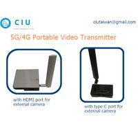 Portable 5G 4G Video Transmitter