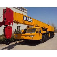 80 ton KATO NK800 truck crane