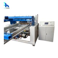Automatic Welded Wire Mesh Machine for Fencing in Rolls thumbnail image