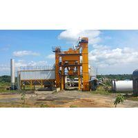 SANOVO asphalt mixing plant
