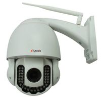 5inch 720P 1.0MP outdoor Waterproof and Vandal-proof PTZ IP Camera  5X Optical   zoom  support P2P thumbnail image