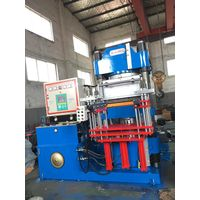 300 TON Vacuum Rubber Compression Molding Press,Vacuum Rubber Press
