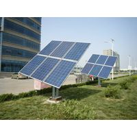 ZRD-06 automatic dual-axis solar tracking system