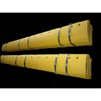 CAT5D9561 construction machinery heat treated boron yellow motor grader blade