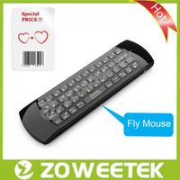 Fly Mouse Keyboard With IR Remote Control For Google GV