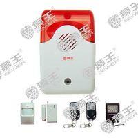 Mini alarm system wireless