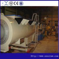 CE certificate PE pipe production  machine