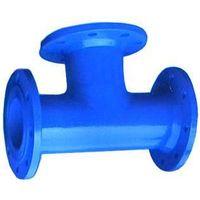 Cast steel pipe