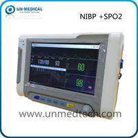 Tabletop 7 Inch Portable Vital Signs Monitor: NIBP&SpO2
