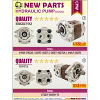 Cosmic Forklift Parts New Parts NO.374-Hydraulic pump [CPW]