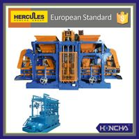 Hercules foamed concrete machine for producing thermal blocks
