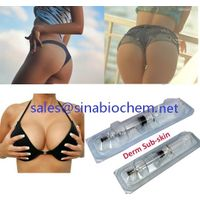 Full Bust Gel Breast and Butt Injection Hyaluronic Acid Buttock Augmentation