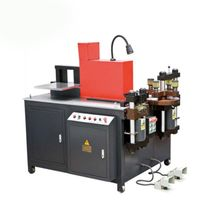 Dirake used machinery manufacturer for copper busbar punchingmachine