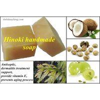 Hinoki Handmade Soap