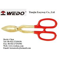 Non-Sparking Tin Scissors and Shears