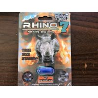 Rhino 7 Platinum 3000 Male Enhancement