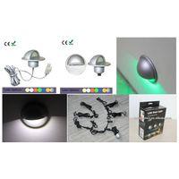 Fashionable Delicate Design IP54 Indoor Recessed LED Plinth Light