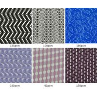 Fashion garment mesh fabric