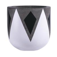 Cement Pots - Concrete Planters - Grc Pot - Painting Pot - Wholesale Pottery - Outdoor Planters
