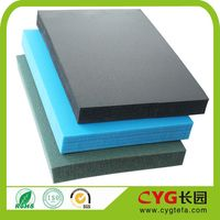 waterproof cross linked polyethylene foam sheets floating foam material