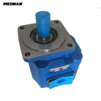 SDLG Wheel Loader LG956 Spare Parts Hydraulic Gear Pump JHP3160 4120001715