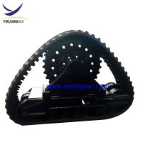 3 tons rubber track undercarriage for triangle farm tractor thumbnail image