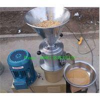 peanut butter grinder machine butter making machine cocoa butter press machine