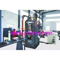 CNC ANGLES AUTOMATIC PUNCHING,MARKING,SHEARING MACHINE