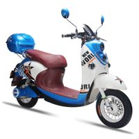 1000W 60V20A e-scooter electric motorcycle woman style multi-color