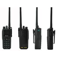 U3 VHF/UHF Digital & Analog Portable Radio