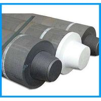UHP grade Dia 200-600mm Graphite Electrode with nipple thumbnail image