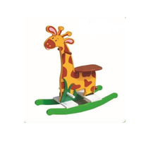 Wooden Toys and Baby Toys Manufacturer Factory of Wood Rocking Horse for Kids and Childen thumbnail image