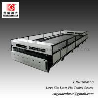 Laser Cutting Equipment for Tent